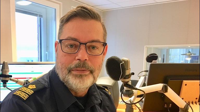 Stefan Ström, polisen Luleå-Boden.