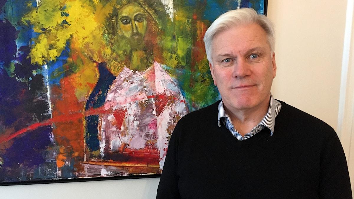 Biskop Hans Stiglund.