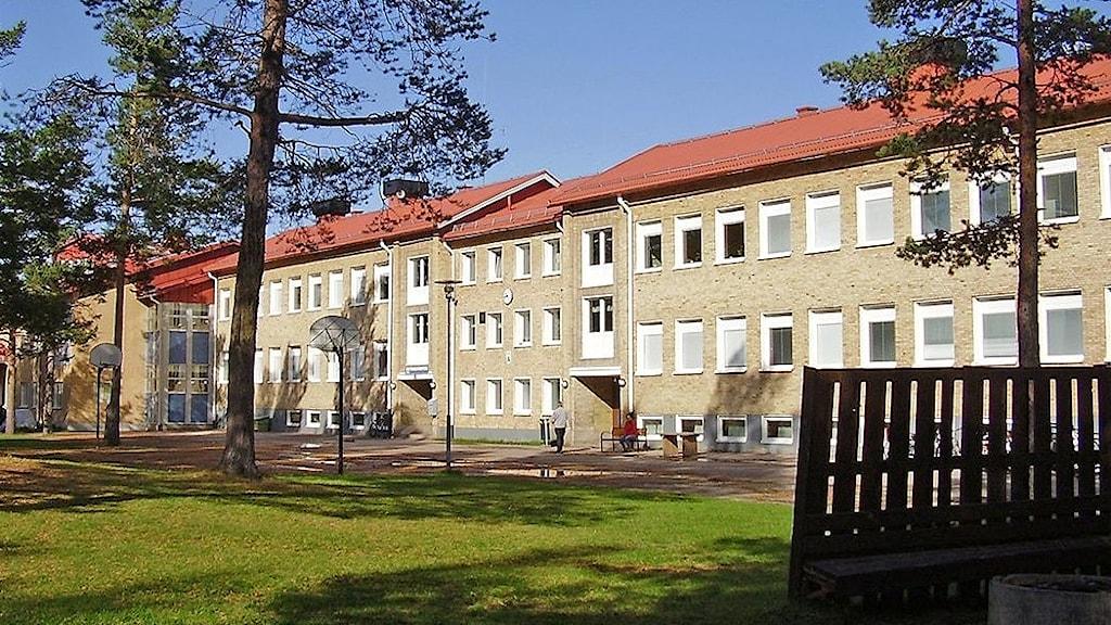 Hedskolan i Gällivare.