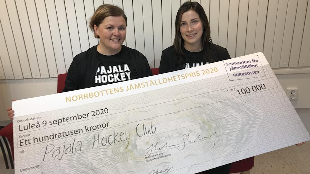 Pajala hockey klubb
