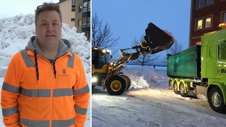 Patrik Rumensari, Luleå kommun