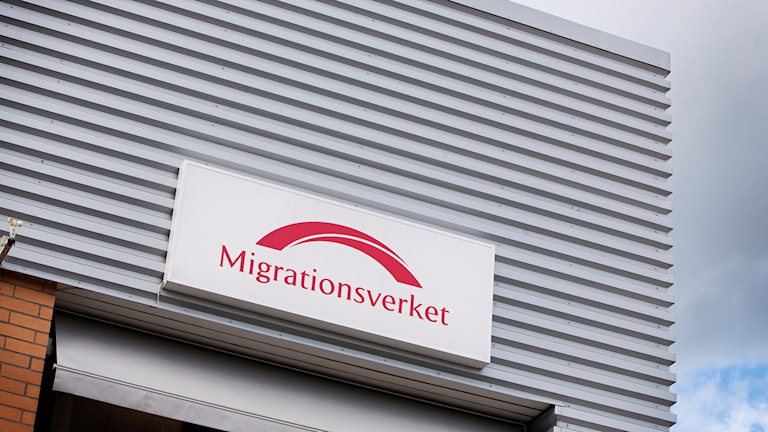 Migrationsverket i Boden.