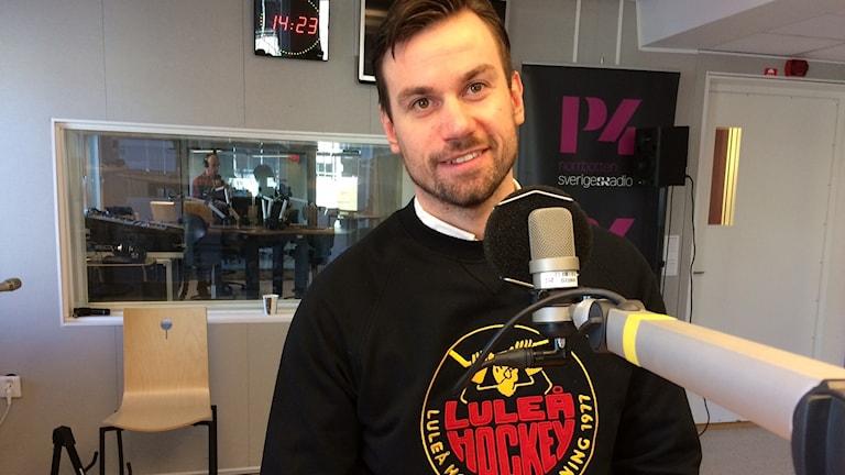 Niklas Olausson, Luleå Hockey.