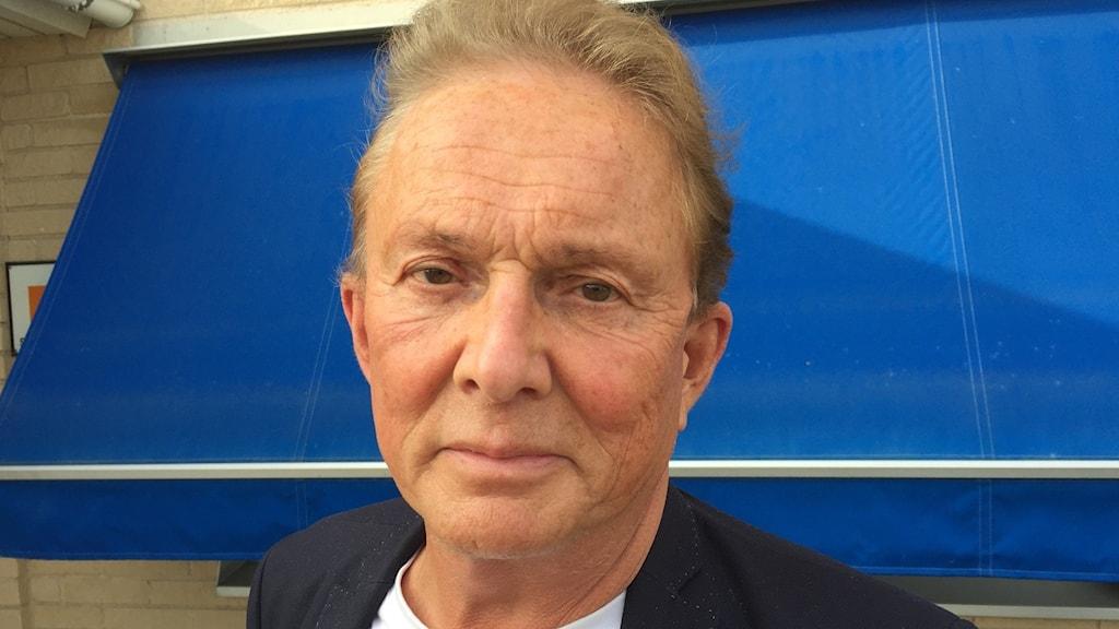 Kenneth Backgård Sjukvårdspartiet