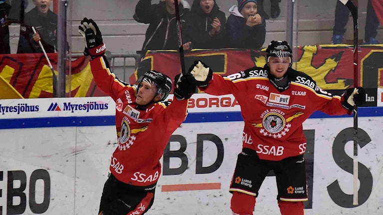 Mål för Luleå