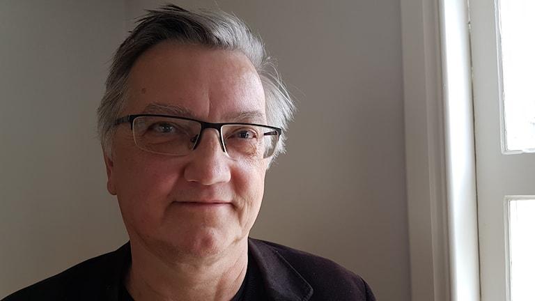 Peter Lundström, konstkonsult för Kiruna kommun