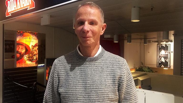 Steve Sjökvist, hiv-aktivist.