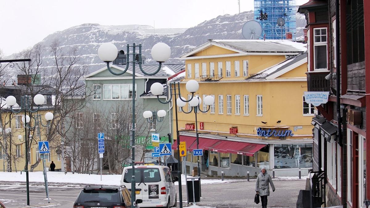 Flytten av Kiruna centrum har skjutits fram till 2022.