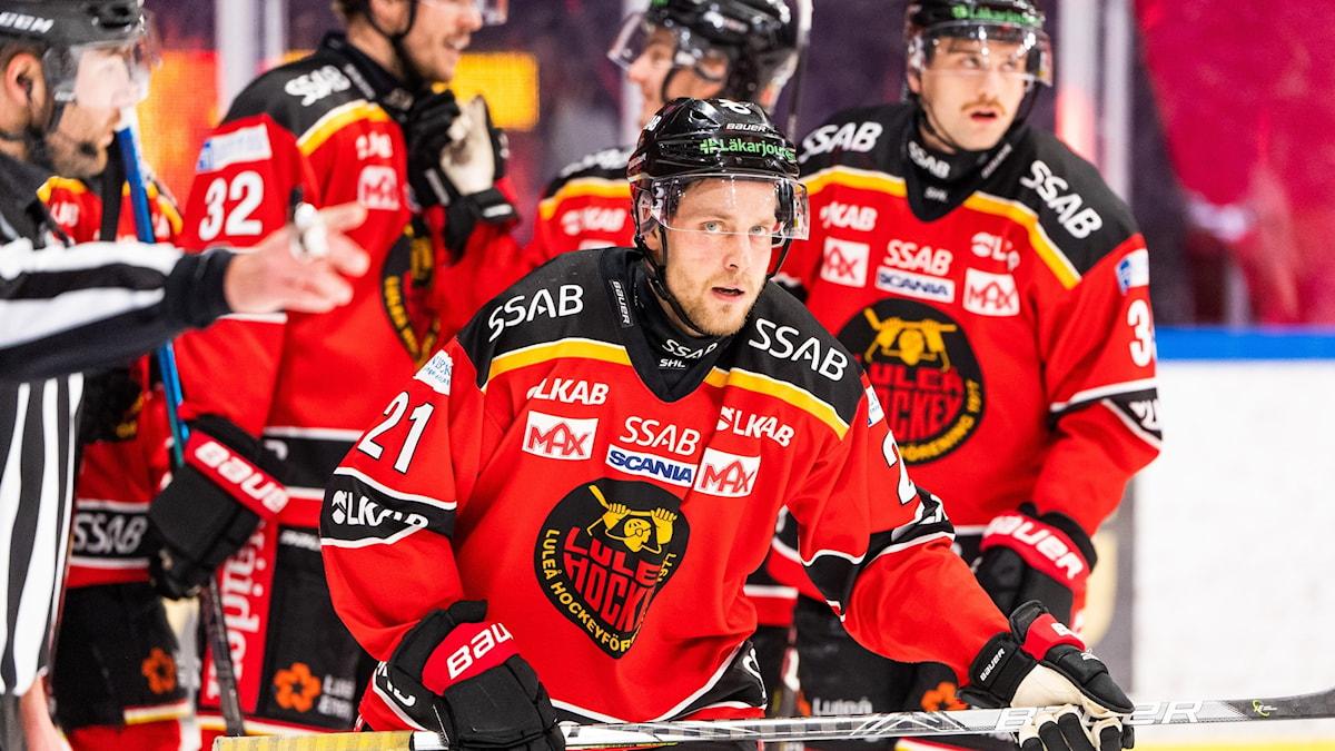 Juhani Tyrväinen Luleå Hockey