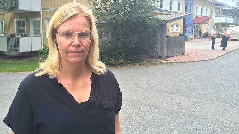 Lenita Ericson (S) i Råneå.