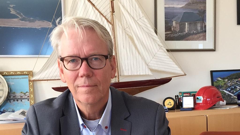 Piteås kommunalråd Peter Roslund (S)