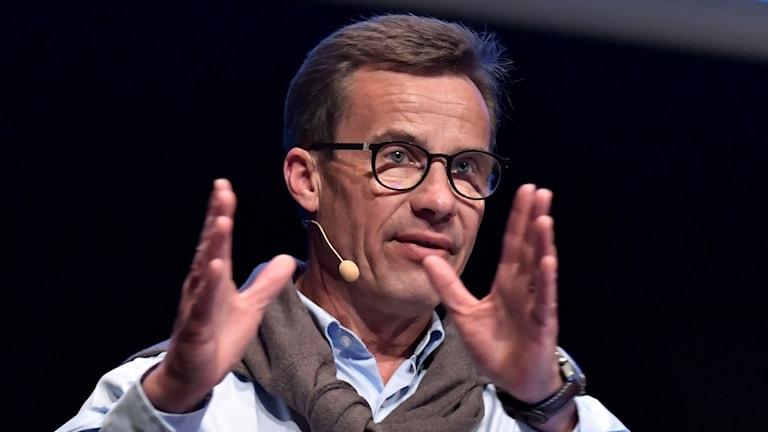 Moderaternas ekonomipolitiske talesman Ulf Kristersson.