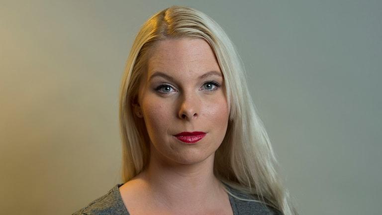 Hanna Wigh, riksdagsledamot (SD).