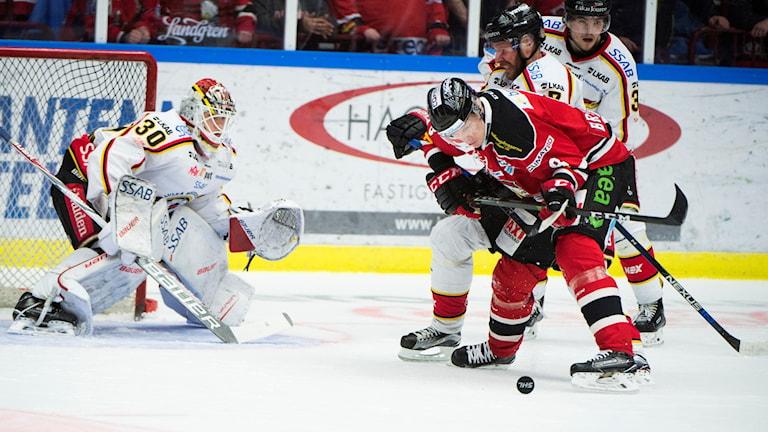 Luleå Hockey mot Malmö.