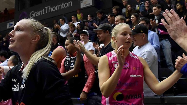 Sanna Ström Luleå Basket