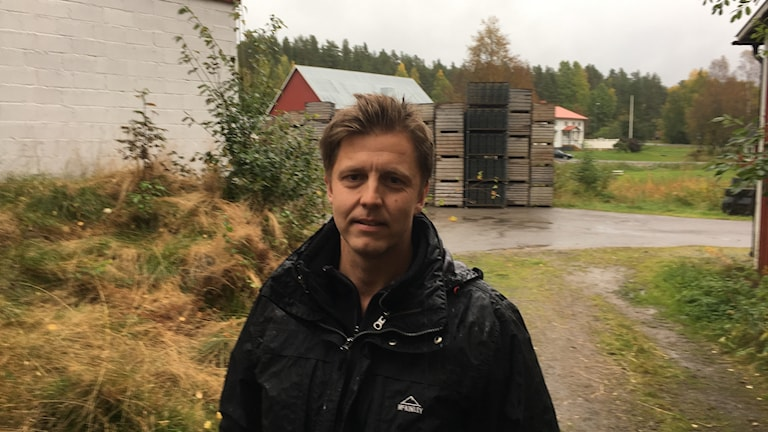 Markus Levander.