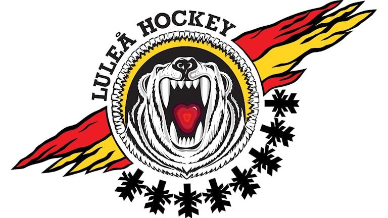 Luleå Hockey klubbmärke