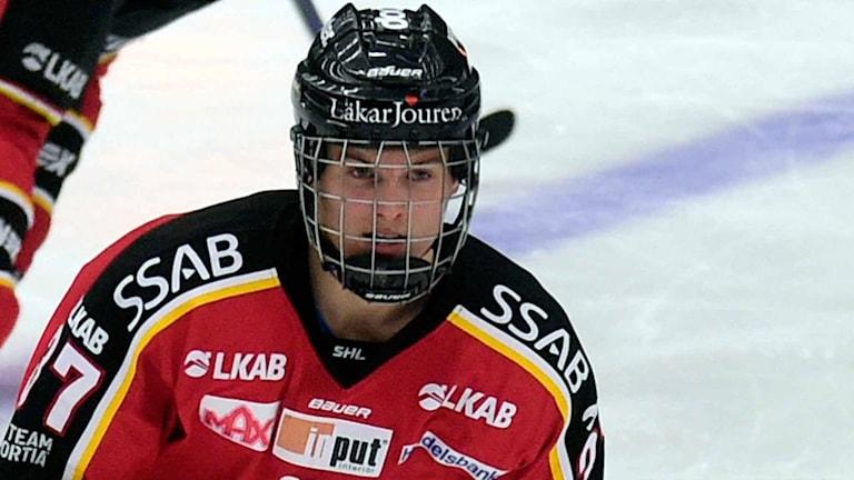 Arkivbild: Isac Lundeström, Luleå Hockey