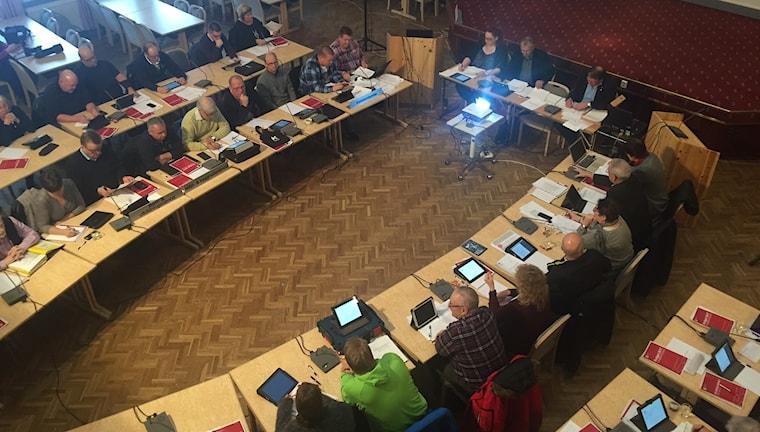 Ett avgörande kommunfullmäktigemöte i Övertorneå - antas budgeten eller ej?