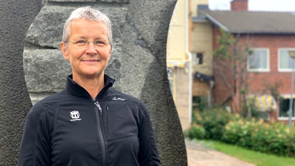 Britta Flinkfeldt Arjeplogs kommunalråd