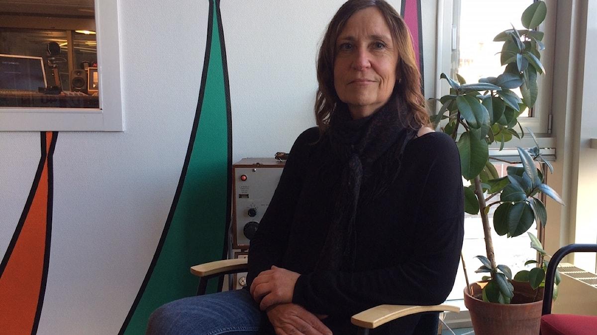 Birgitta Östling.