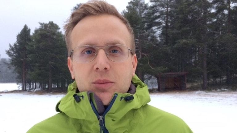 Kristofer Lundström.