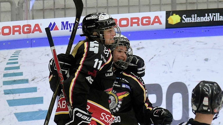 Luleå Hockey/MSSK-Leksand.