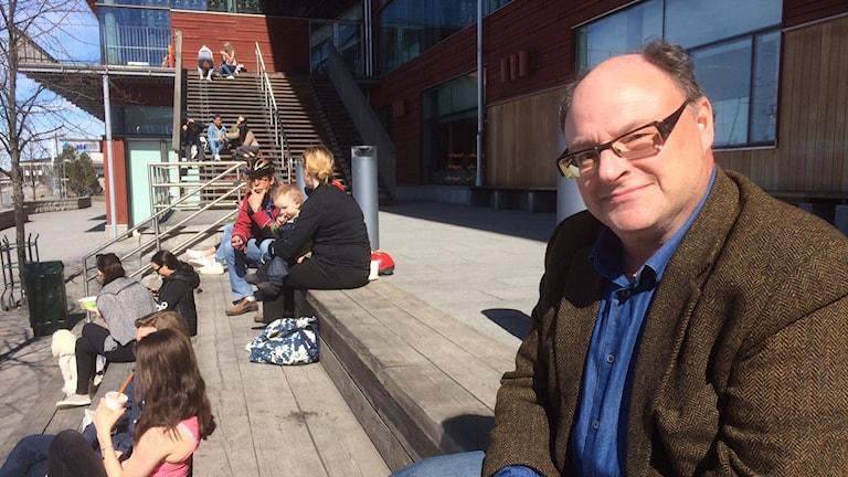 Dag Hedin, teolog, Luleå stift