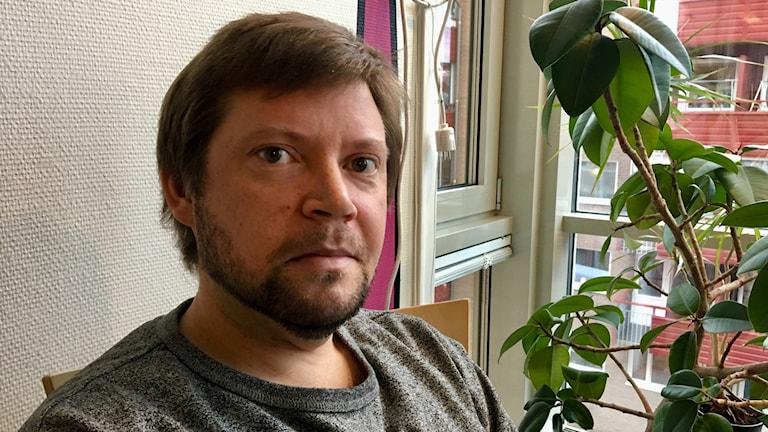 Pelle Johansson, skribent Norrländska socialdemokraten.