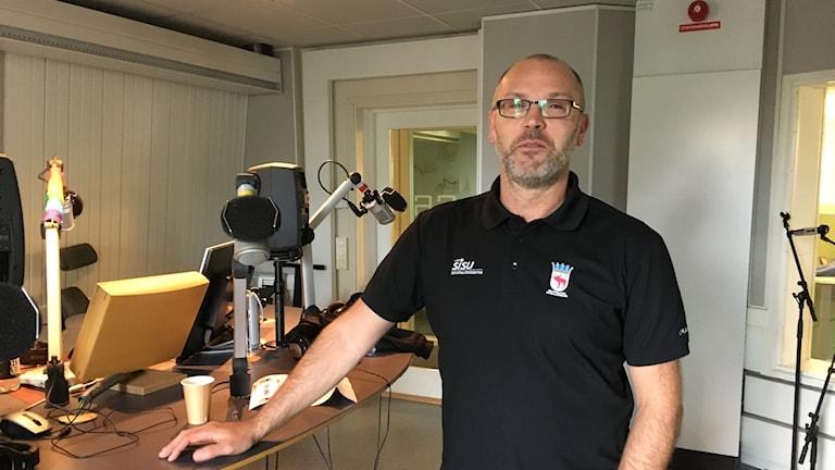 Urban Ivarsson är projektledare för pilotsatsningen på motionsfotboll.