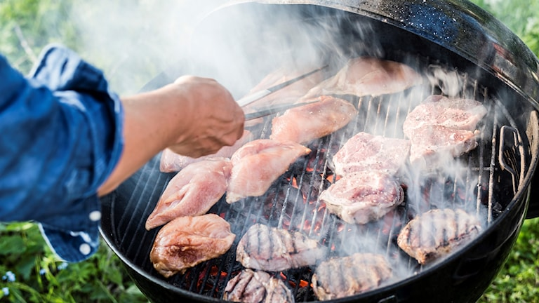 Grillning blir tillåtet under eldningsförbud
