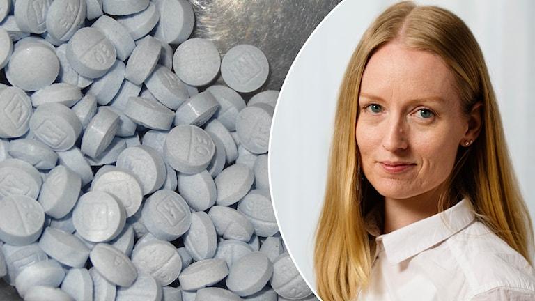 Piller, Mimmi Eriksson Tinghög, Folkhälsomyndigheten