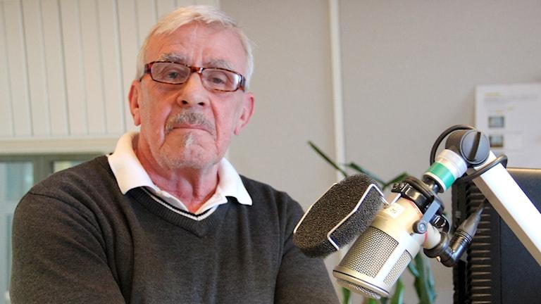 Anders Ekholm, rovdjurssakkunnig på Naturskyddsföreningen.