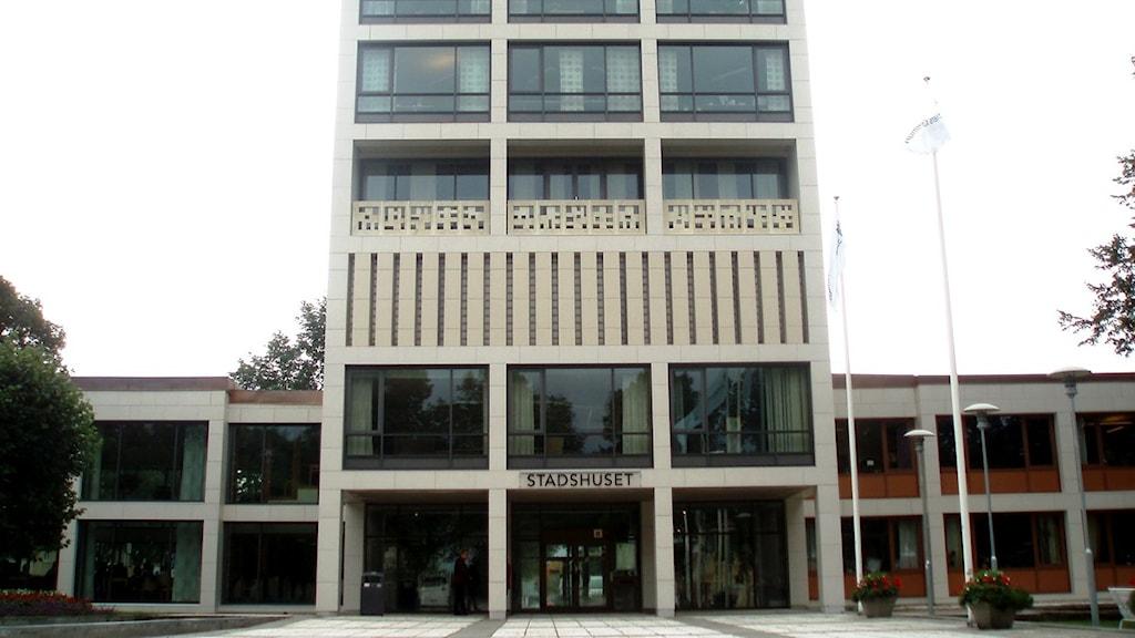 Stadshuset i Sandviken.