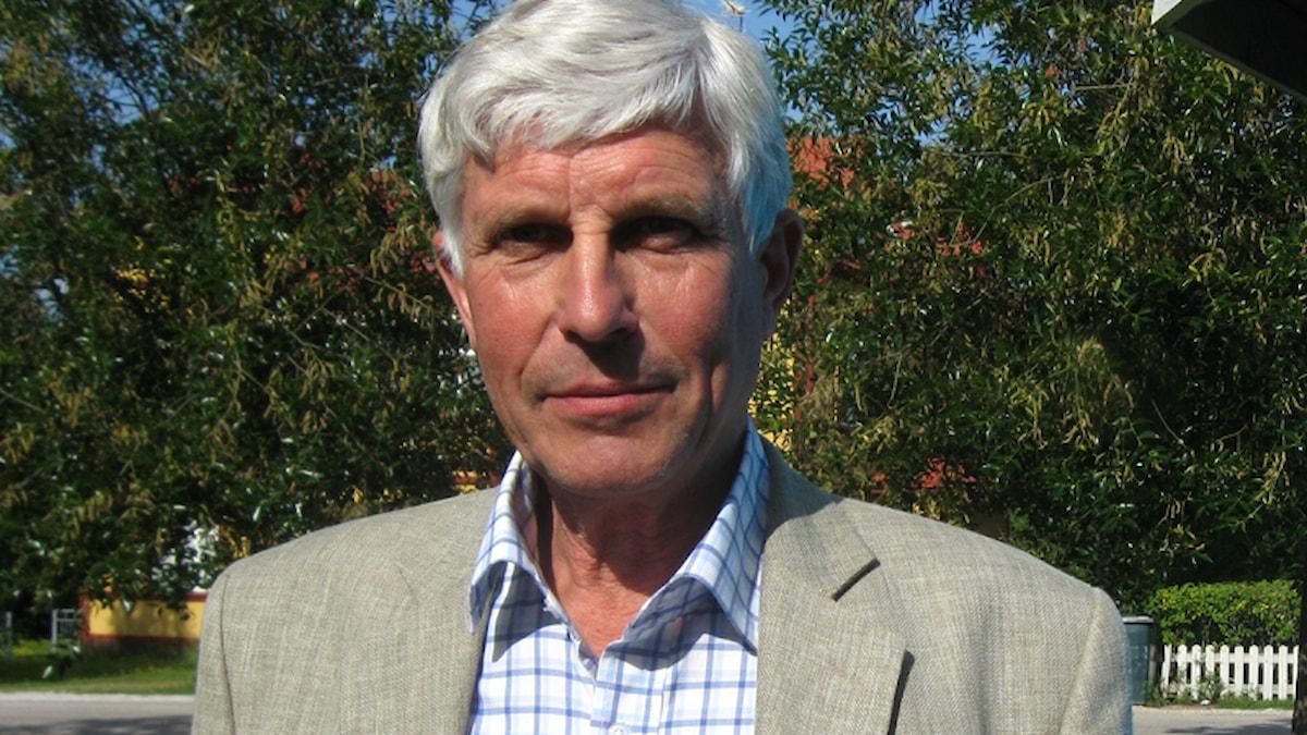 Stig Eng (C) är vice ordförande i Nordanstigs kommunstyrelse.