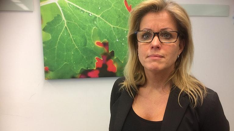 Åsa Wiklund Lång är styrelseordförande för Svenska Kommun Försäkrings AB.