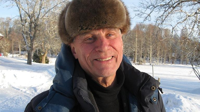Vargforskaren Olof Liberg menar att dagens vargstam ligger på en hållbar nivå.