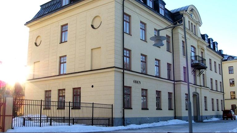 Högskolan i Gävle. Foto: Anna Molin / Sveriges Radio
