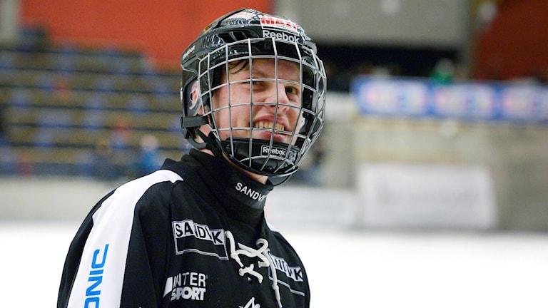 Erik Pettersson, SAIK Bandy.