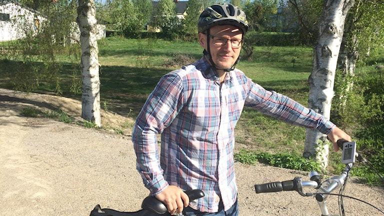 David Hedman är teknisk chef i Ockelbo kommun.