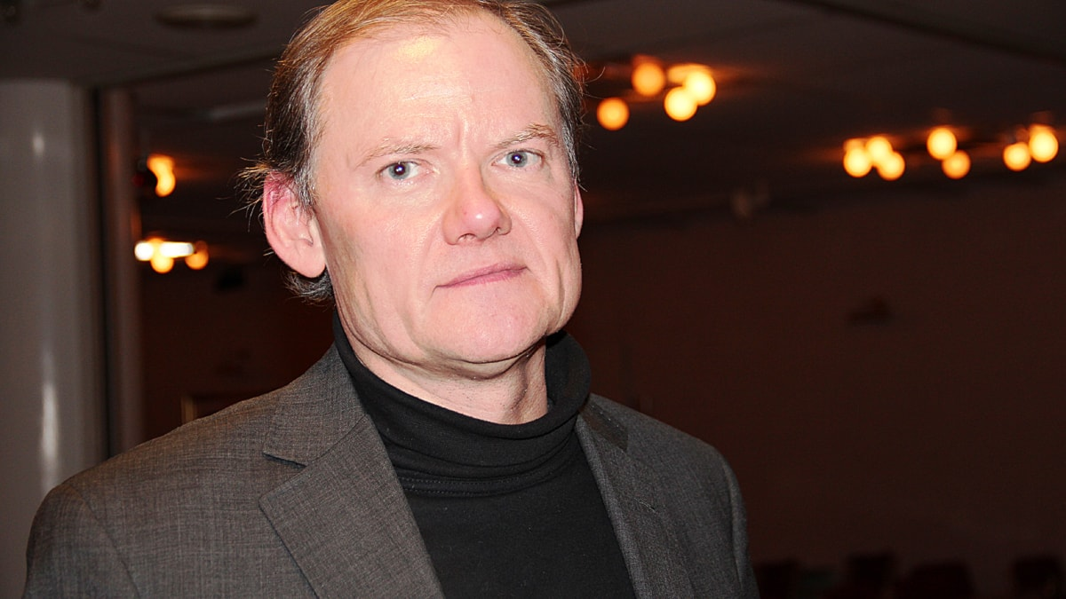 Bengt Friberg, kommunchef i Hudiksvall. Foto: Christian Höijer / Sveriges Radio