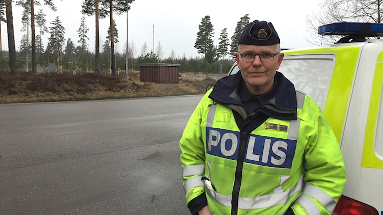Lars Österberg är trafikpolis