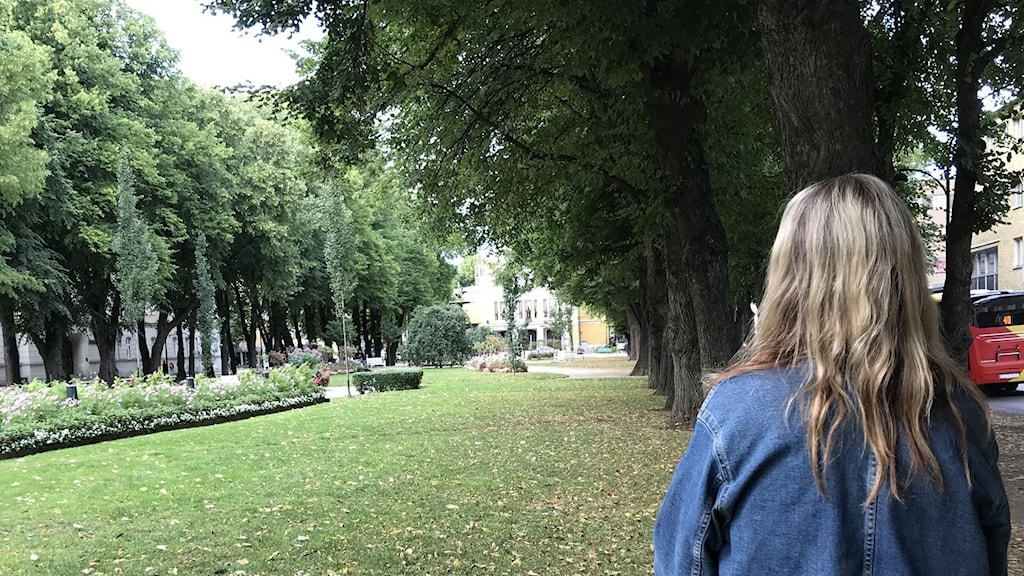 Anonym kvinna i Gävlemiljö