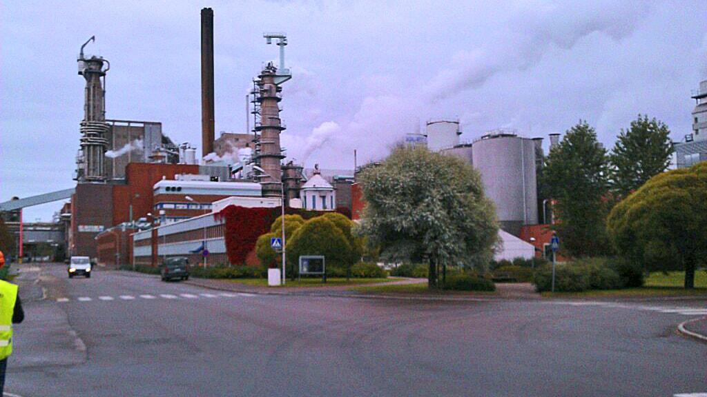 Iggesunds Bruk. Foto: Agneta Sundberg/SR Gävleborg