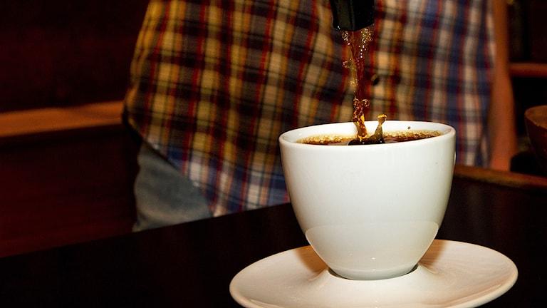 Kaffekopp. Foto: Bendiksby, Terje / Scanpix