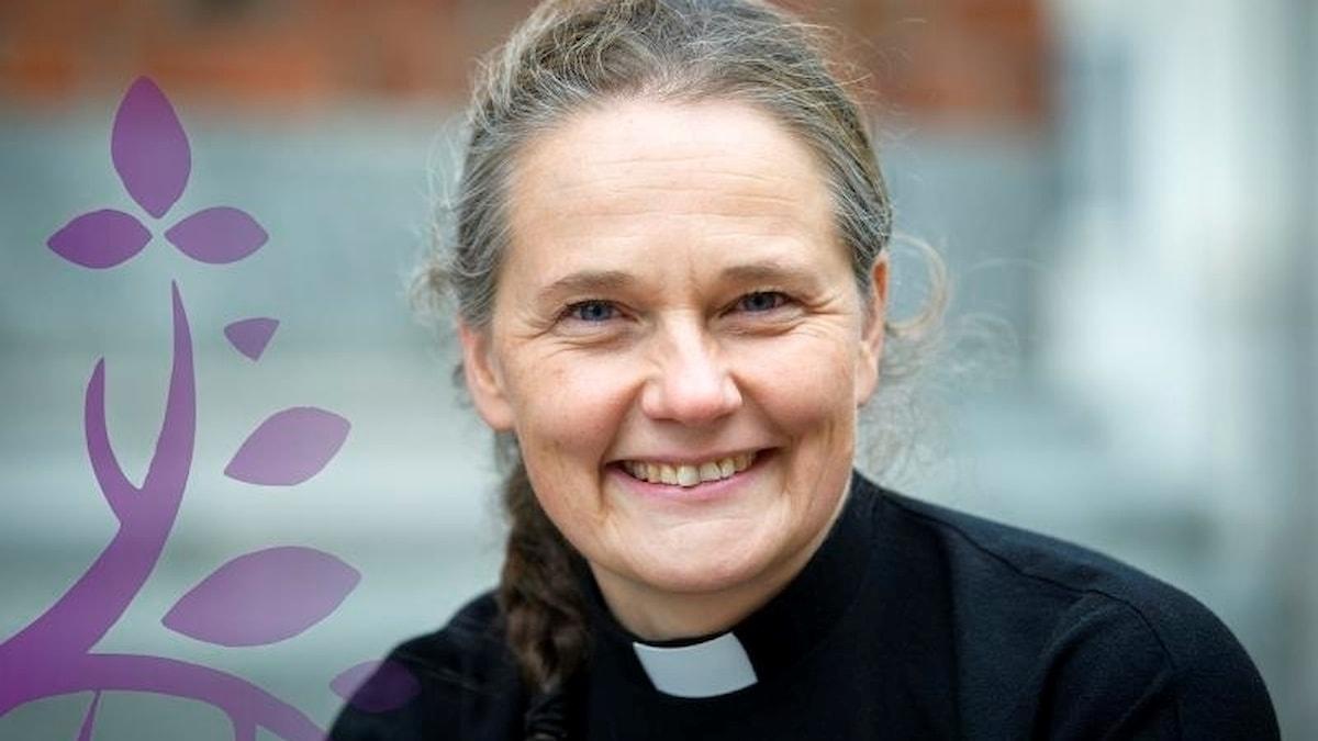 Karin Johannesson - ny biskop i Uppsala stift