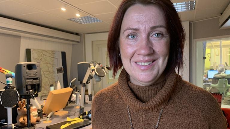 Anna-Lena är en av Sveriges första demensdiakoner - P4