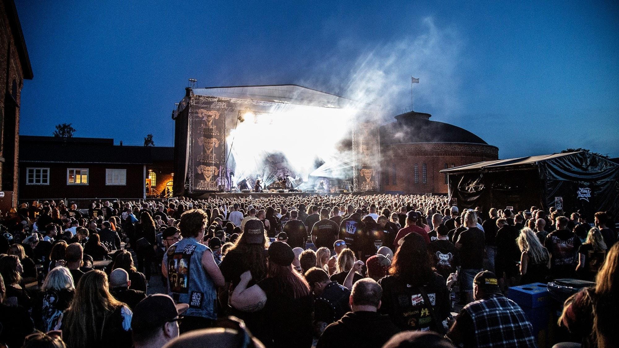 Gefle Metal Festival skjuts upp till 2022
