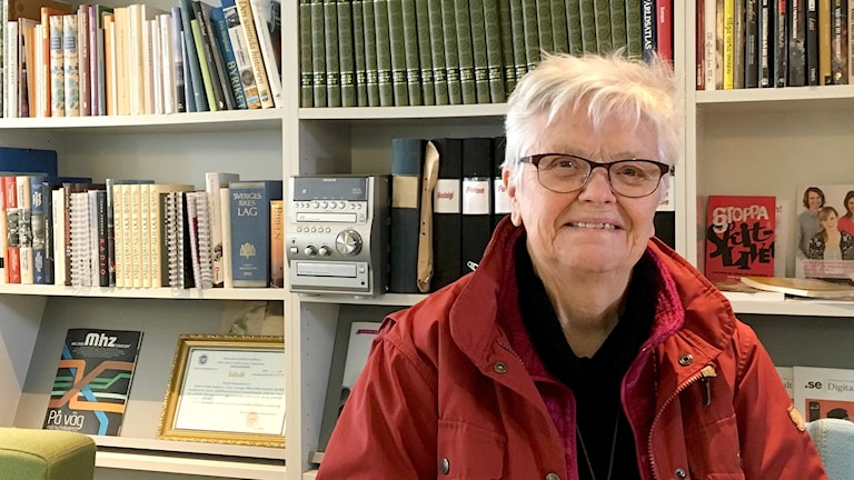 Elisabet Hermansson de Lis morfars farfar Eric Ersson Flygts historia var så spännande att hon skrev en bok om honom.