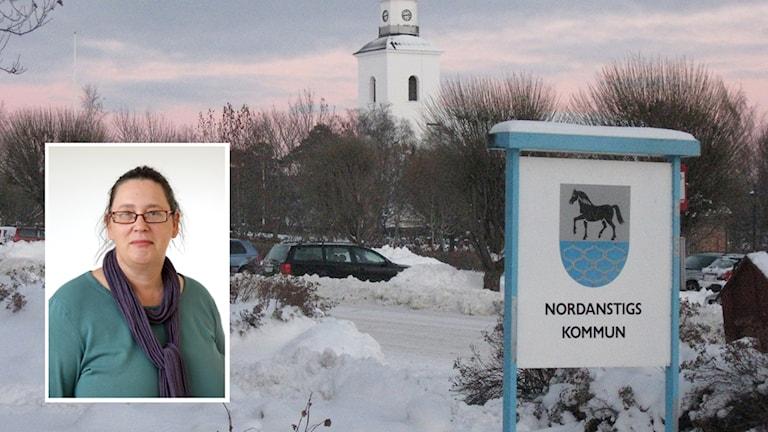 Petra Modée och Nordanstig kommun